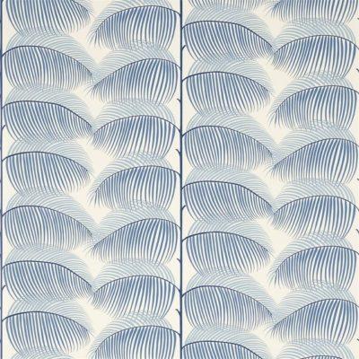 sandreson blue linen