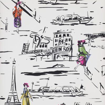 la parisienne manuel canovas stylowe tapety