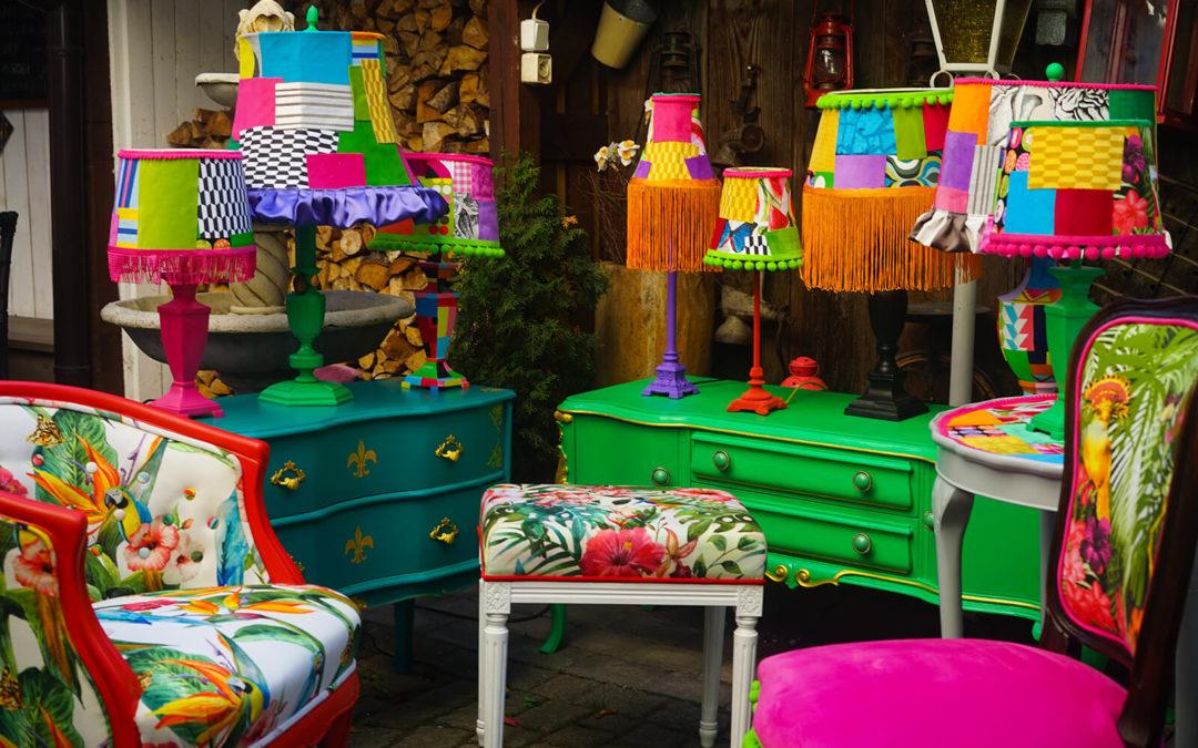 Juicy Colors-Meble i lampy na zamówienie